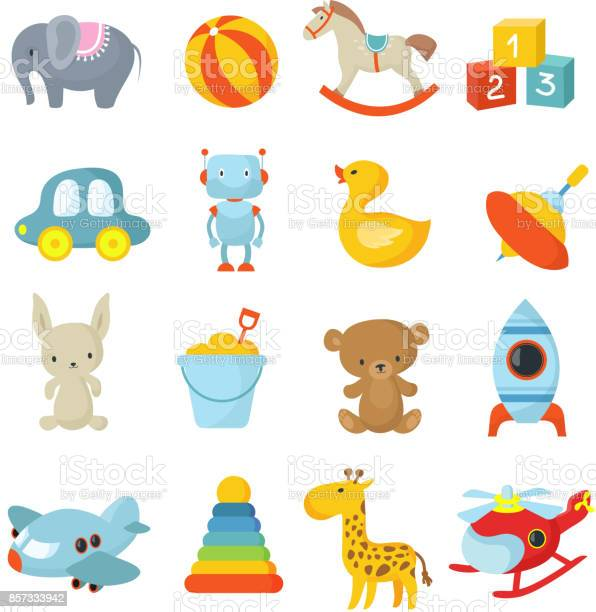 Cartoon children toys vector icons collection vector id857333942?b=1&k=6&m=857333942&s=612x612&h=mavv2v9pi0qu0p77btqu4u4fm3dx6run1 e3mky1uj8=
