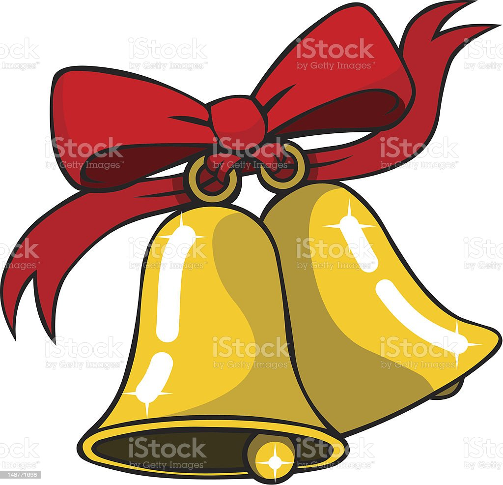 cartoon christmas bells stock vector art 148771698 istock