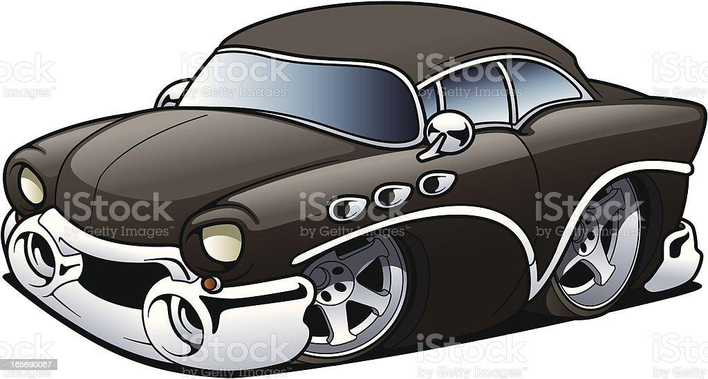 Cartoon Classic Car royalty-free cartoon classic car stock vector art & more images of car