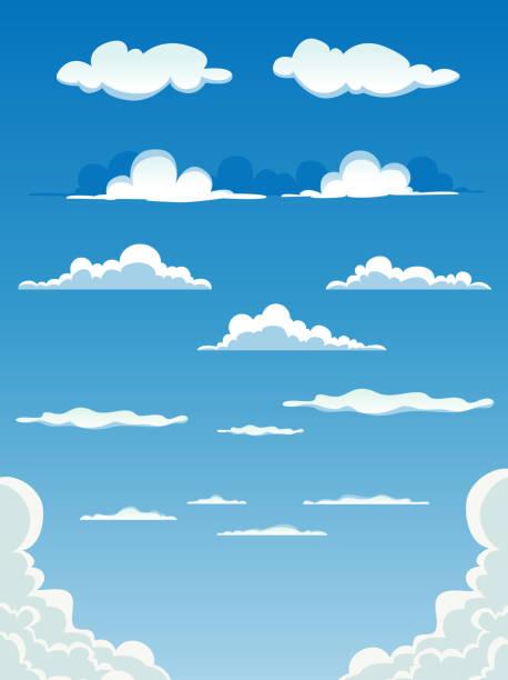 Stratus Cloud Clipart