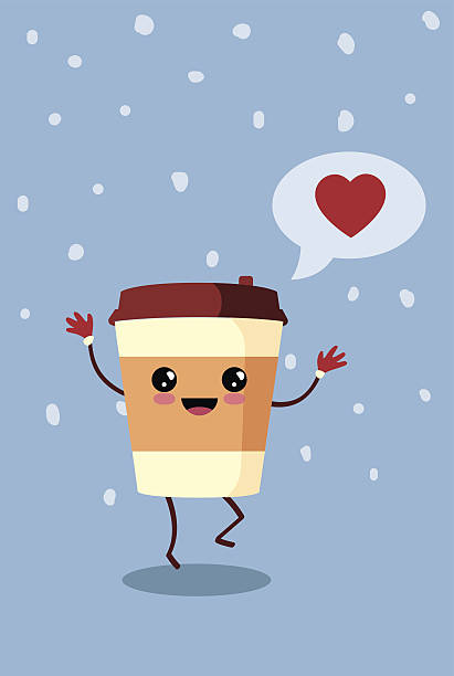 Best Latte Illustrations, Royalty-Free Vector Graphics ...
