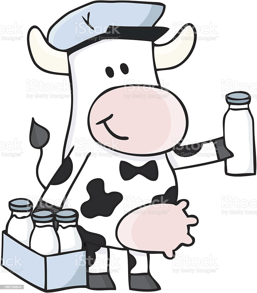 Cow Milk Animation Comic Kuh Als Milch Ma...