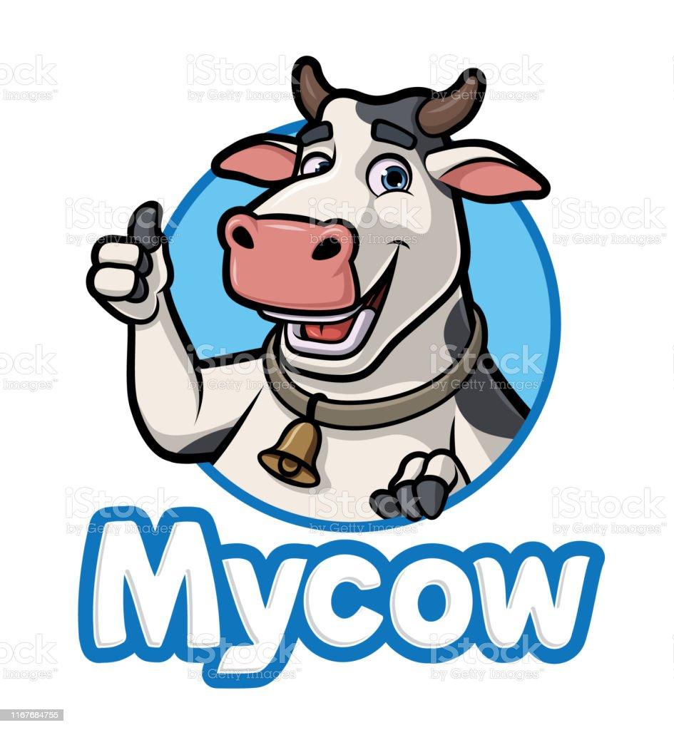 cartoon cow logo stock illustration download image now istock cartoon cow logo stock illustration download image now istock