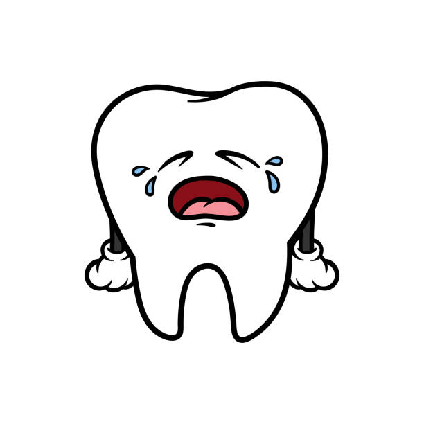 Top 60 Sad Tooth Clip Art Vector Graphics And Illustrations Istock