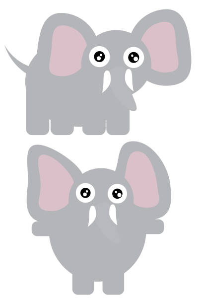 Best Elephant Ears Illustrations, Royalty-Free Vector ...
