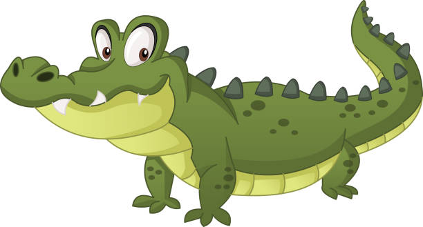 13 276 Crocodile Illustrations Royalty Free Vector Graphics Clip Art Istock