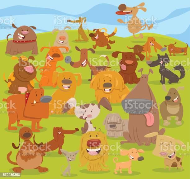 Cartoon cute dogs group vector id672439360?b=1&k=6&m=672439360&s=612x612&h=muyxmdpbez iussklw472rc5duwehxxxybmslcabp g=
