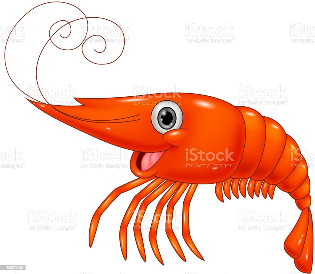 Cartoon Cute Lobster Stock Vector Art More Images Of 2015