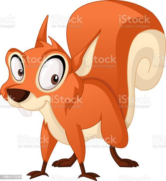 Cartoon cute squirrel vector illustration of funny happy animal vector id1084217528?b=1&k=6&m=1084217528&s=612x612&h=y3unsvxreivh4lzxhjyyzxb3hs2tnmarzfj qkhyogc=