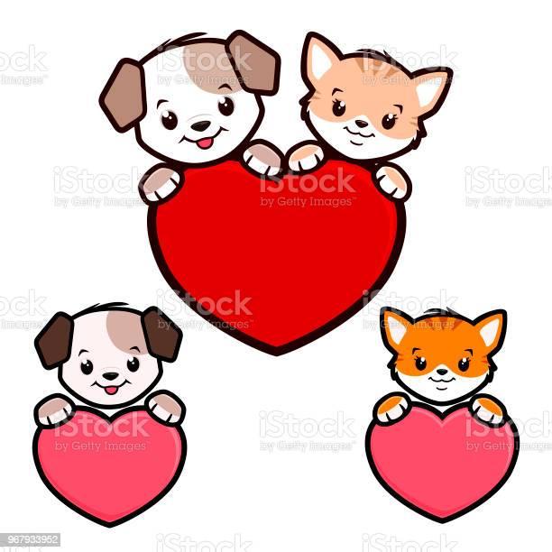 Cartoon dog cat icon vector id967933952?b=1&k=6&m=967933952&s=612x612&h=enmozzifgkaf4ftnprke7 jseurokbwgw39 rqyri6g=