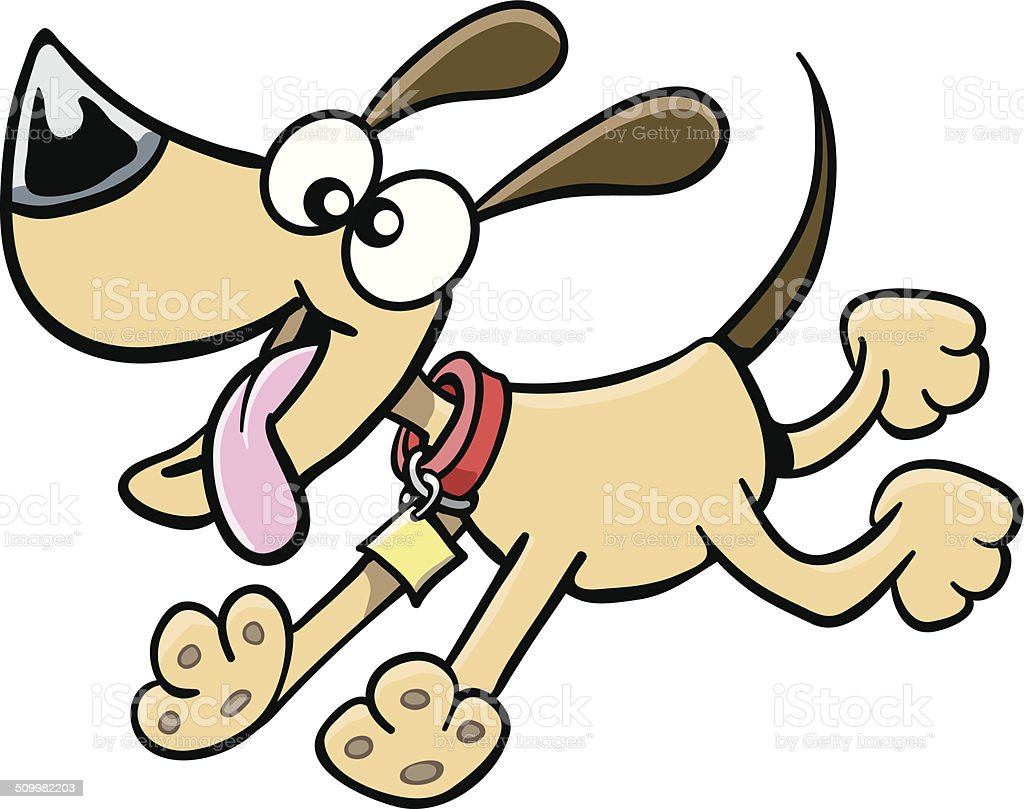 comichund stock vektor art und mehr bilder von comic 509982203 istock. Black Bedroom Furniture Sets. Home Design Ideas