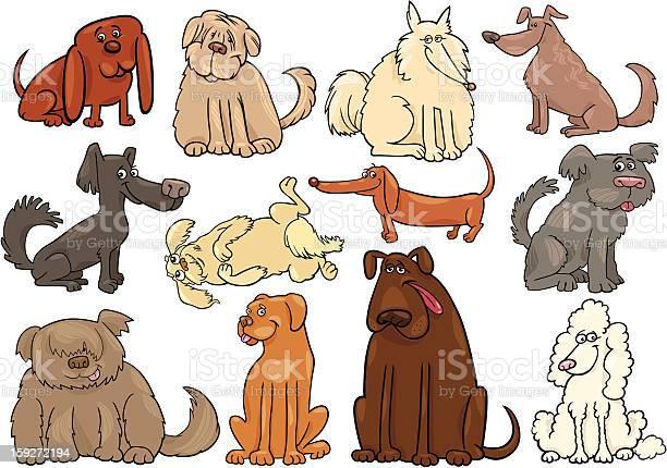 Cartoon dogs or puppies big set vector id159272194?b=1&k=6&m=159272194&s=612x612&h=ntj10qkdck4iac65pvoznckwwes0c3nsi7evs2rr2pq=