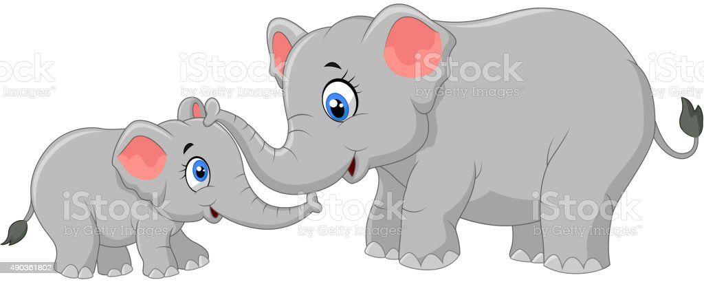 royalty free baby elephant clip art vector images illustrations rh istockphoto com elephant clip art free images elephant clip art black and white