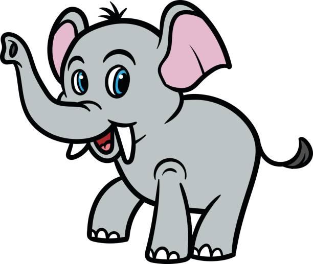 Top Elephant Trunk Clip Art, Vector Graphics and ...