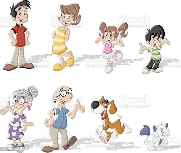 Cartoon family vector id512981383?b=1&k=6&m=512981383&s=612x612&h=9wwvmnpk0jo tngxoudgzo fgpvataktxdmqyrmrwr0=
