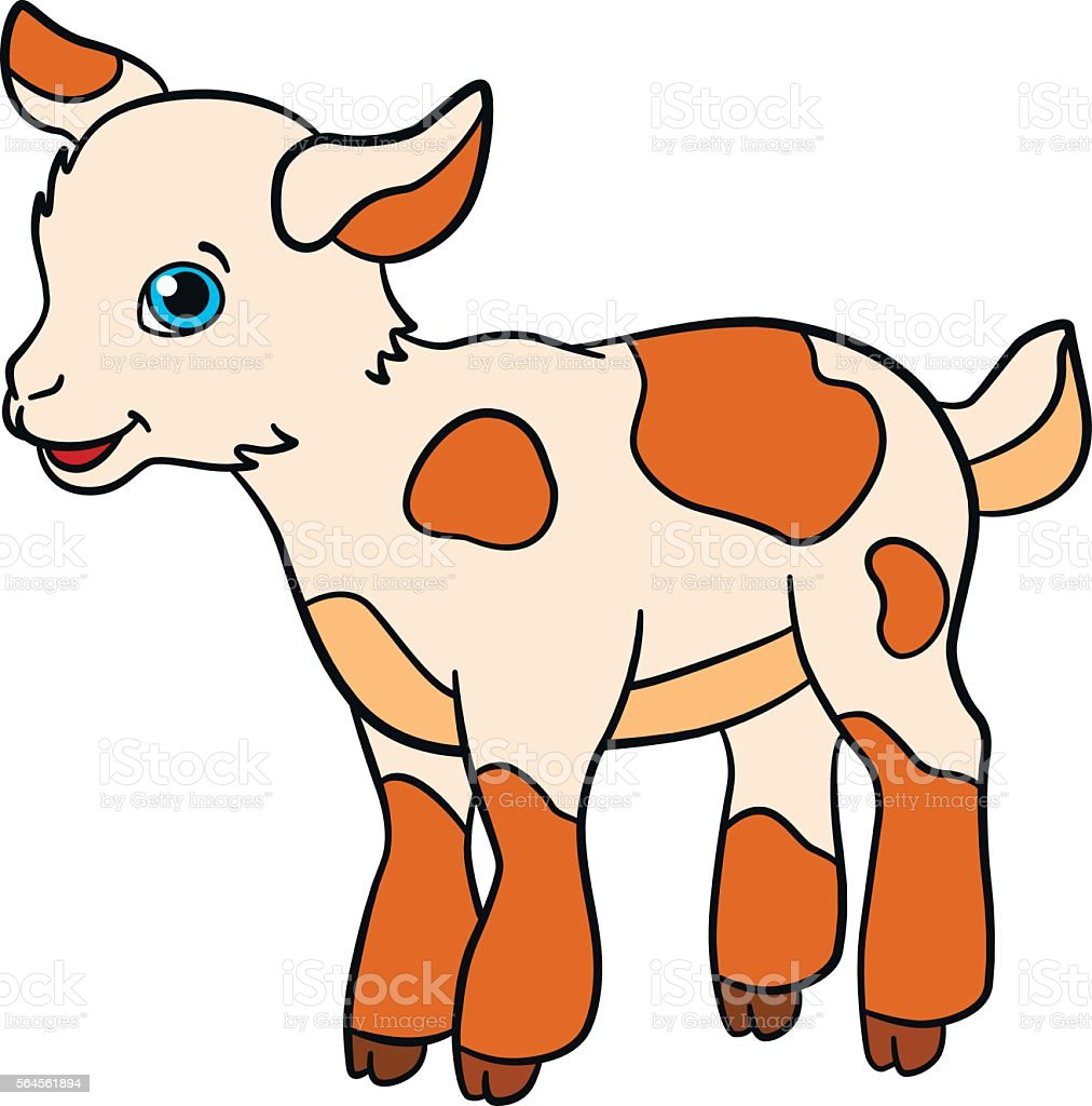 royalty free kid goat clip art vector images illustrations istock rh istockphoto com goat clip art black and white goat clip art images