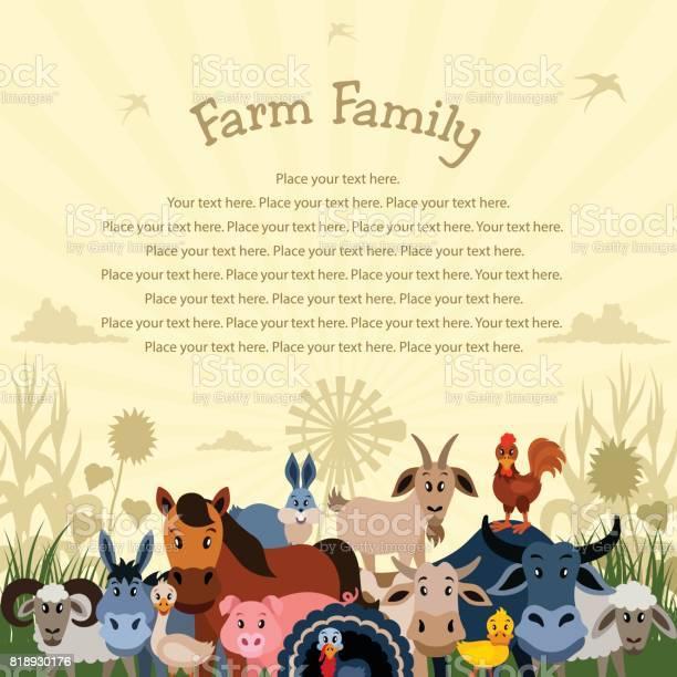 Cartoon farm animals vector id818930176?b=1&k=6&m=818930176&s=612x612&h=6h4wfvx4ktgvidgz nqr6cjr8hpzdt36i8wsn26msim=