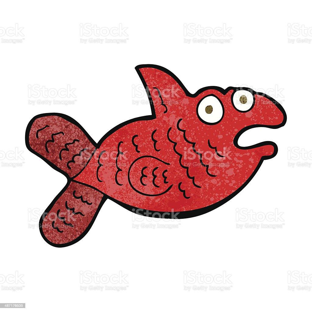 カットイラスト魚 のイラスト素材 487176535 | istock