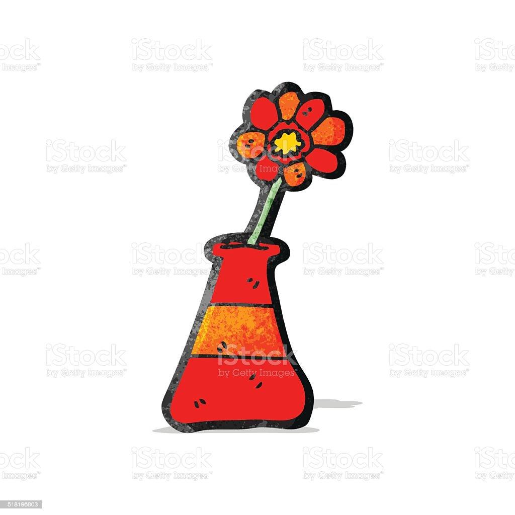 Dessin De Fleur Dans Un Vase Cliparts Vectoriels Et Plus D Images