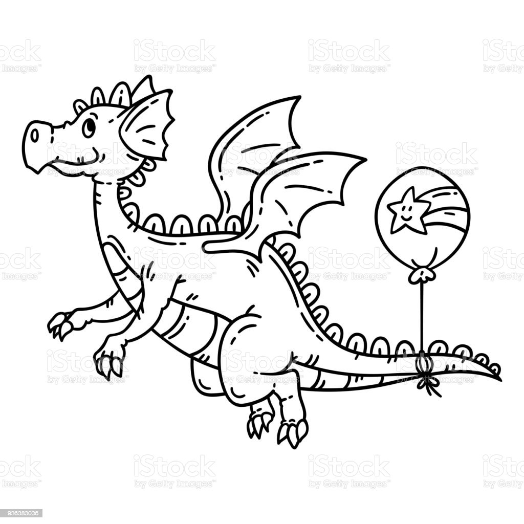 Dessin animé dragon volant dessin animé dragon volant cliparts vectoriels et plus d
