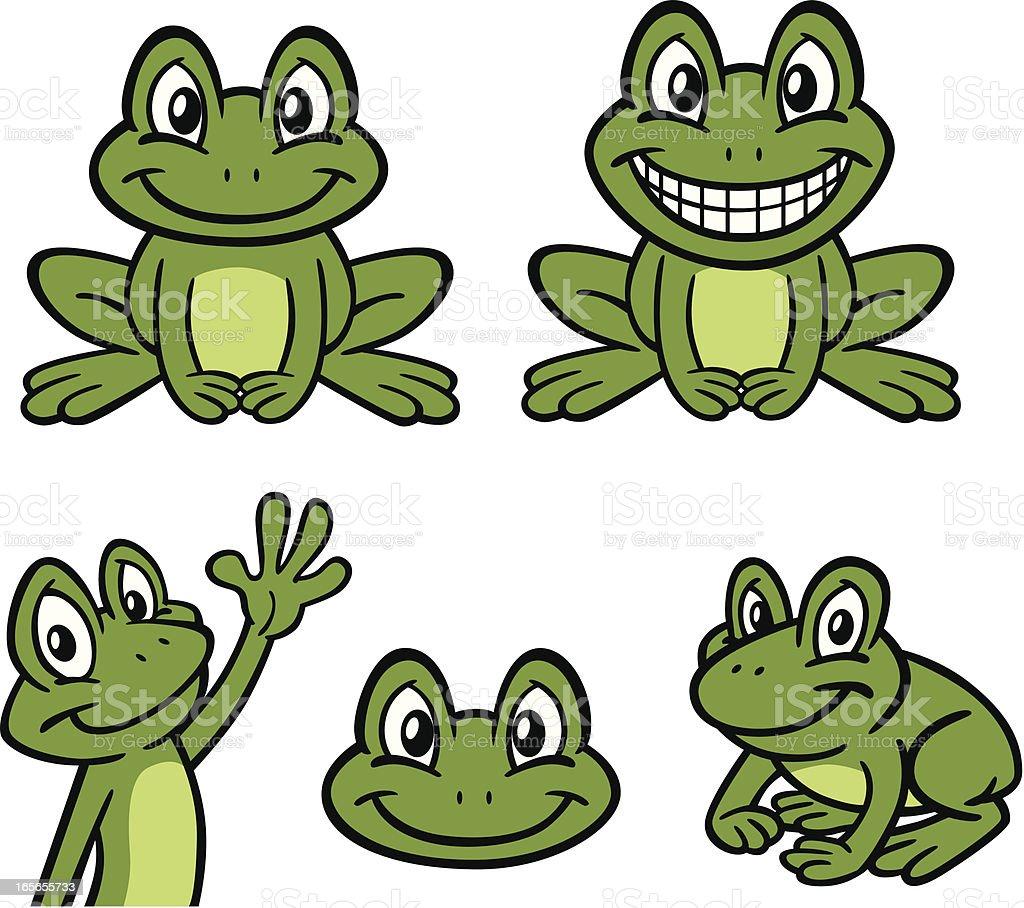cartoon frogs stock vector art 165655733 istock