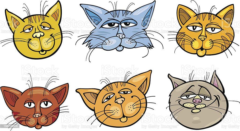 Lustige Katzen Comic