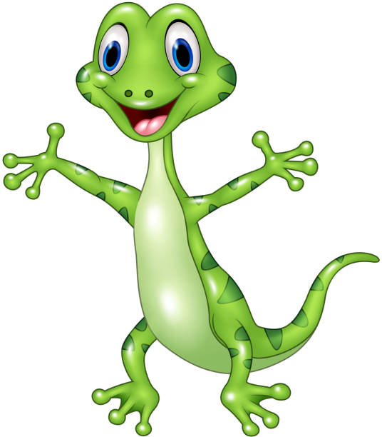 Gecko Clipart Illustrations, Royalty-Free Vector Graphics ...