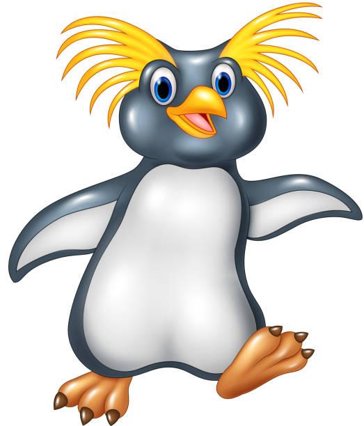Top 60 Rockhopper Penguin Clip Art Vector Graphics And