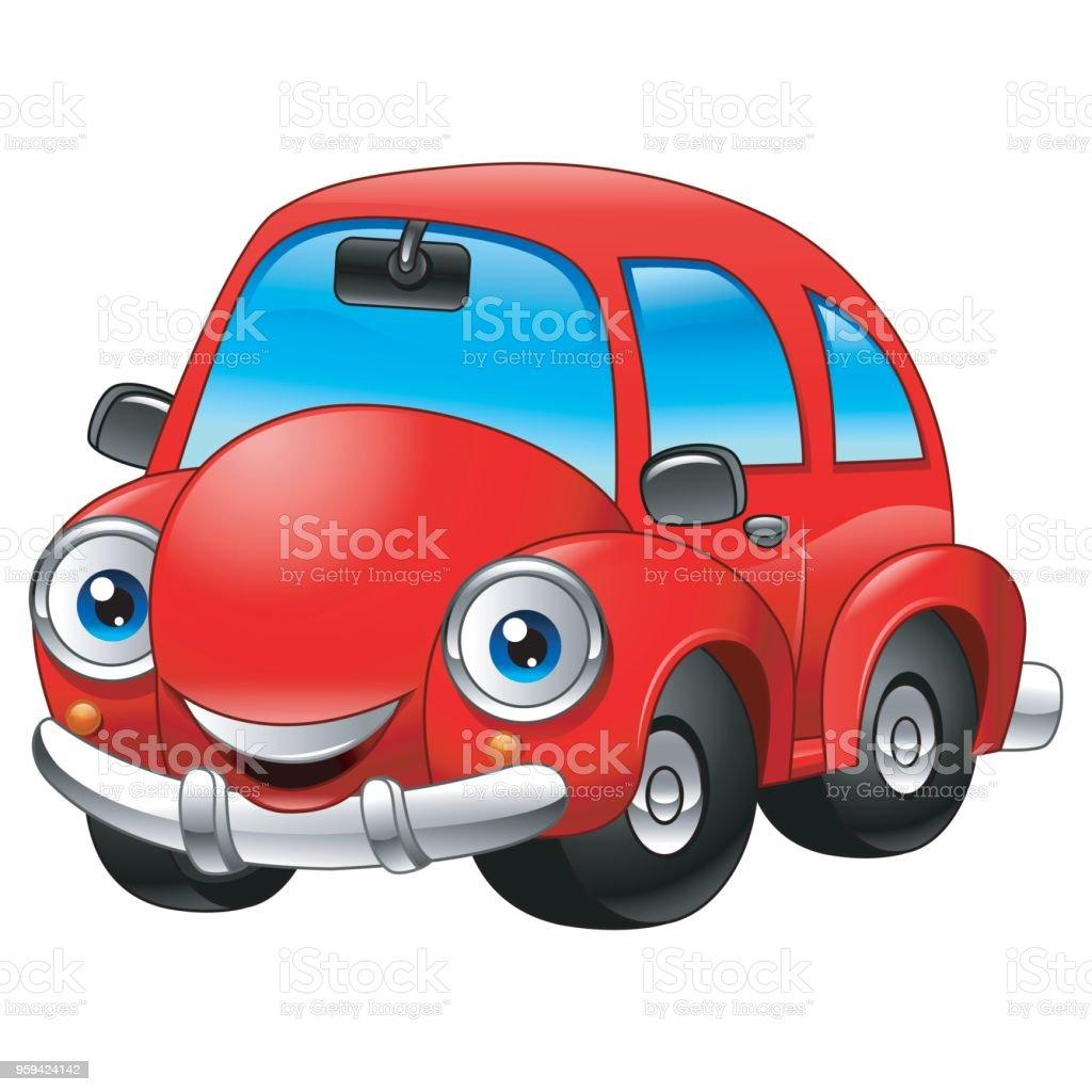 Tecknade Bilder Bilar