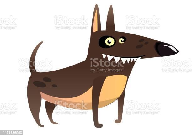 Cartoon funny watchdog illustration vector id1151636060?b=1&k=6&m=1151636060&s=612x612&h=icx6zg2ouwodqe6t3tuirdhkldtdikapqiqj89u5 do=