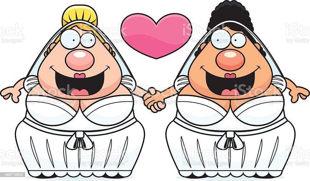 Comic Schwule Hochzeit Stock Vektor Art Und Mehr Bilder Von 2015