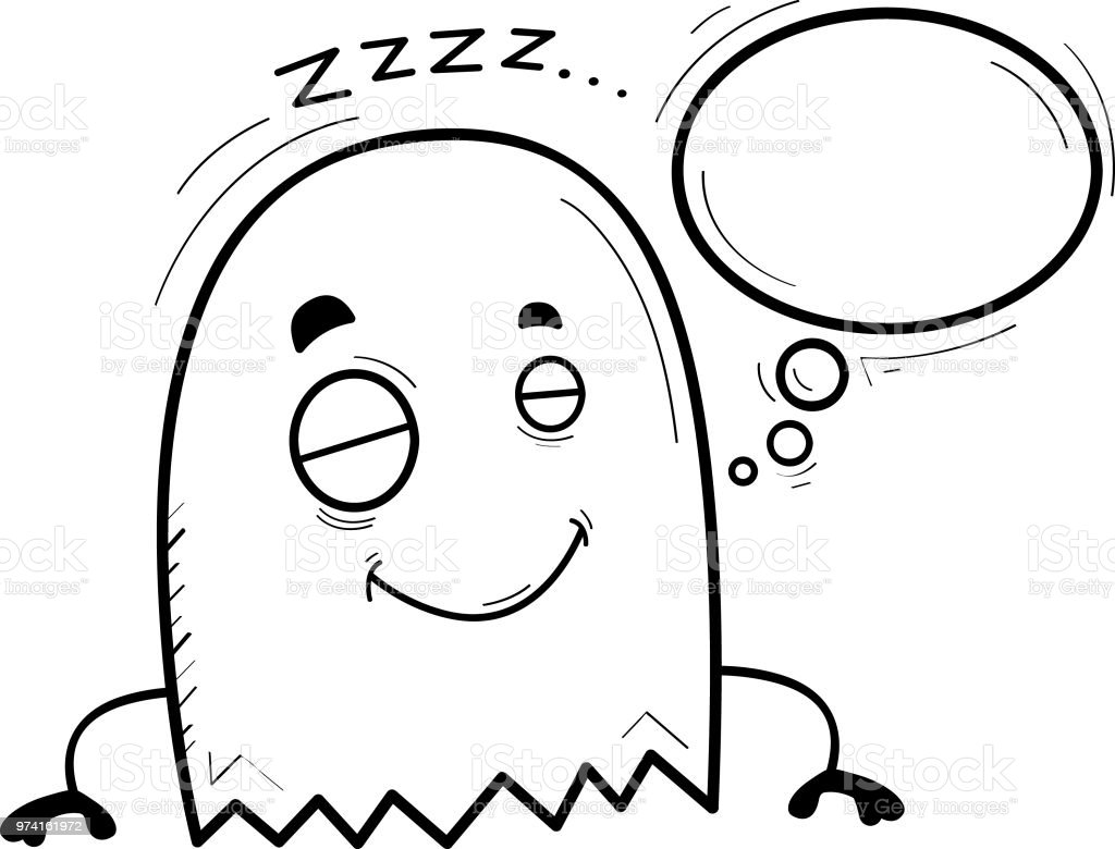 cartoon ghost dreaming stock vector art more images of cartoon ZZ Top 1968 cartoon ghost dreaming royalty free cartoon ghost dreaming stock vector art more images