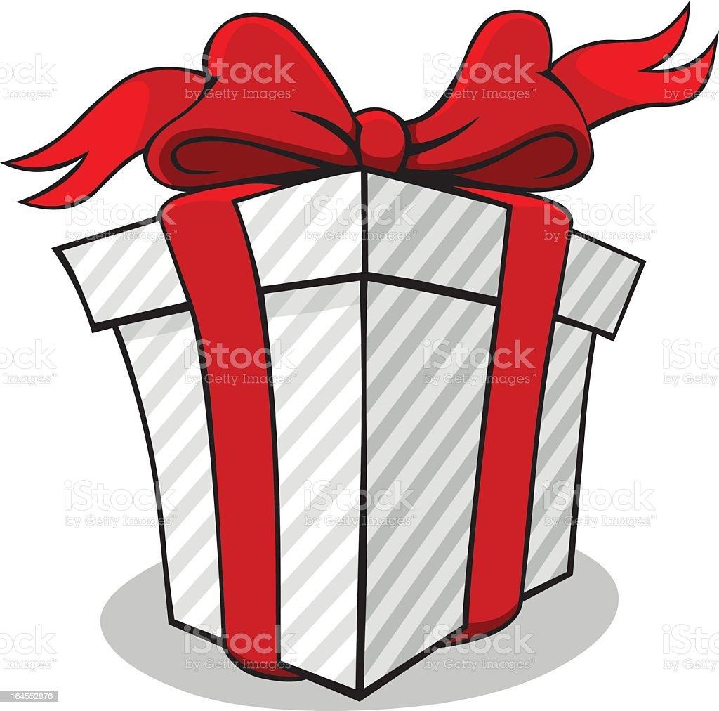 Cartoon Gift royalty-free cartoon gift stock vector art & more images of birthday