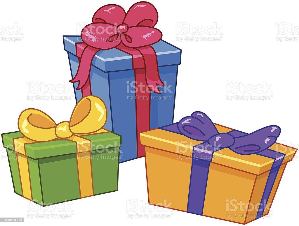 Dessin De Cadeaux Vecteurs Libres De Droits Et Plus D Images Vectorielles De Anniversaire Istock