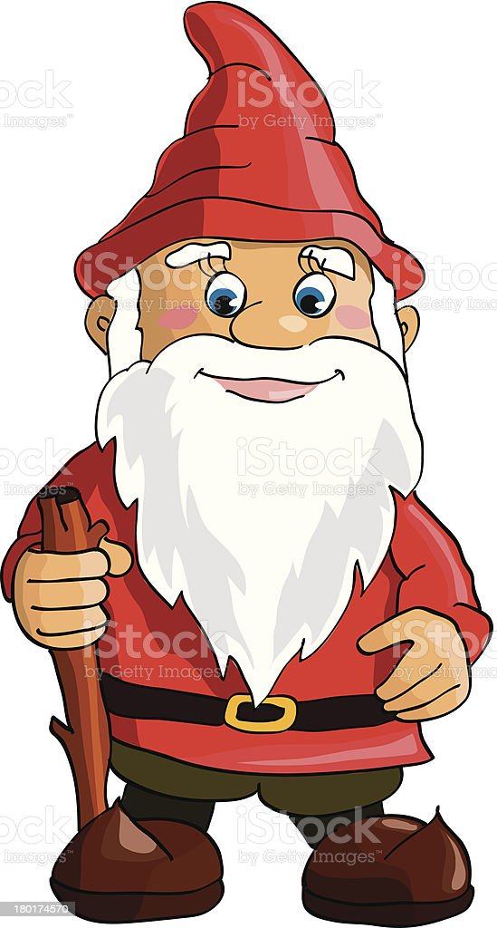 Cartoon gnome royalty-free cartoon gnome stock vector art & more images of active seniors