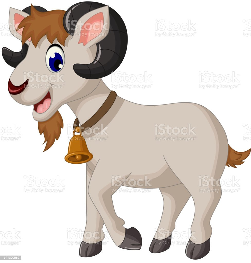 royalty free dairy goat clip art vector images illustrations istock rh istockphoto com clip art goat cheese clip art goat head