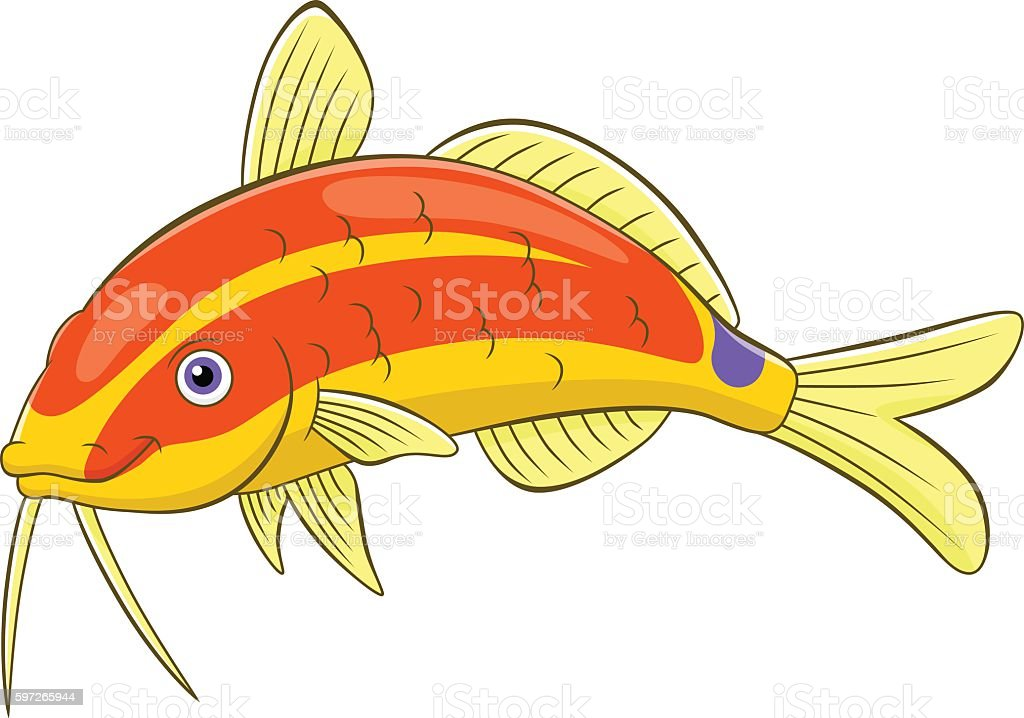 Cartoon goatfish cartoon goatfish – cliparts vectoriels et plus d'images de animaux à l'état sauvage libre de droits