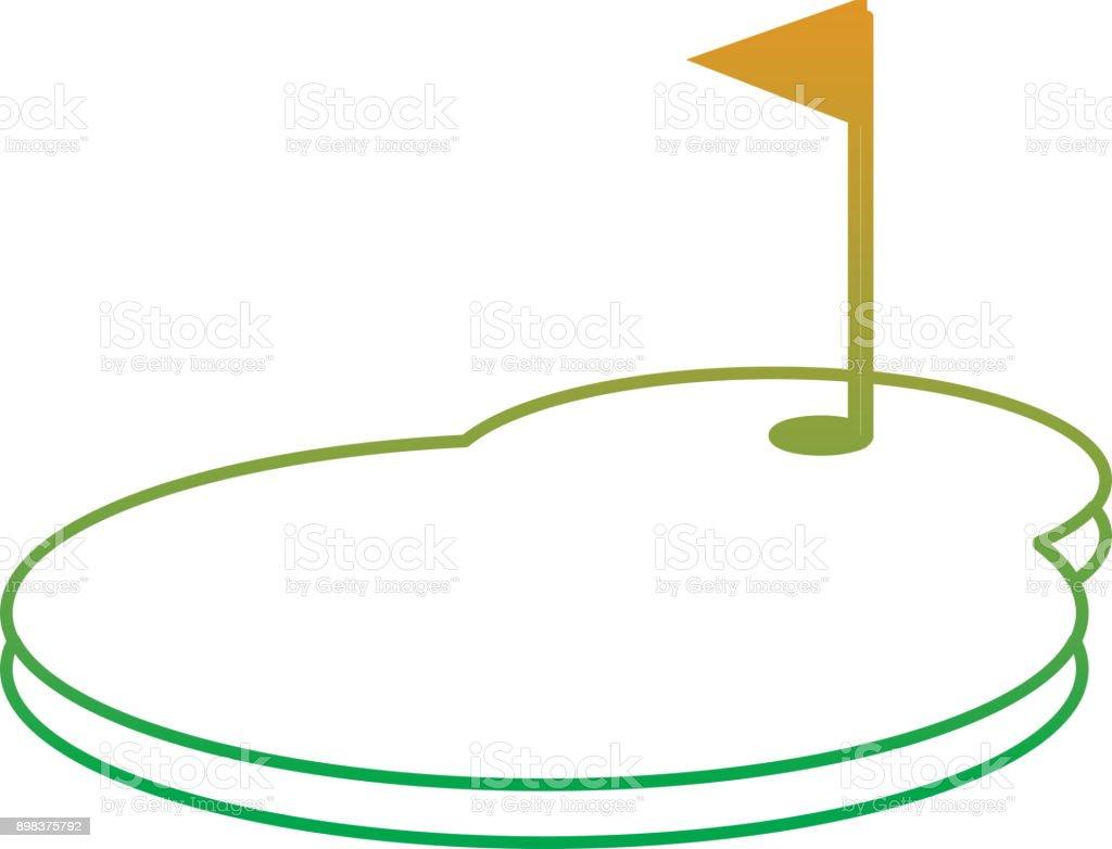 Charmant Golf Flaggenanzeigerahmen Bilder - Rahmen Ideen ...