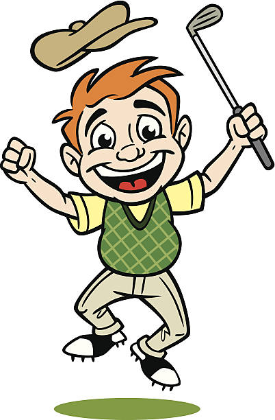 Golf Funny Illustrations, Royalty-Free Vector Graphics ...