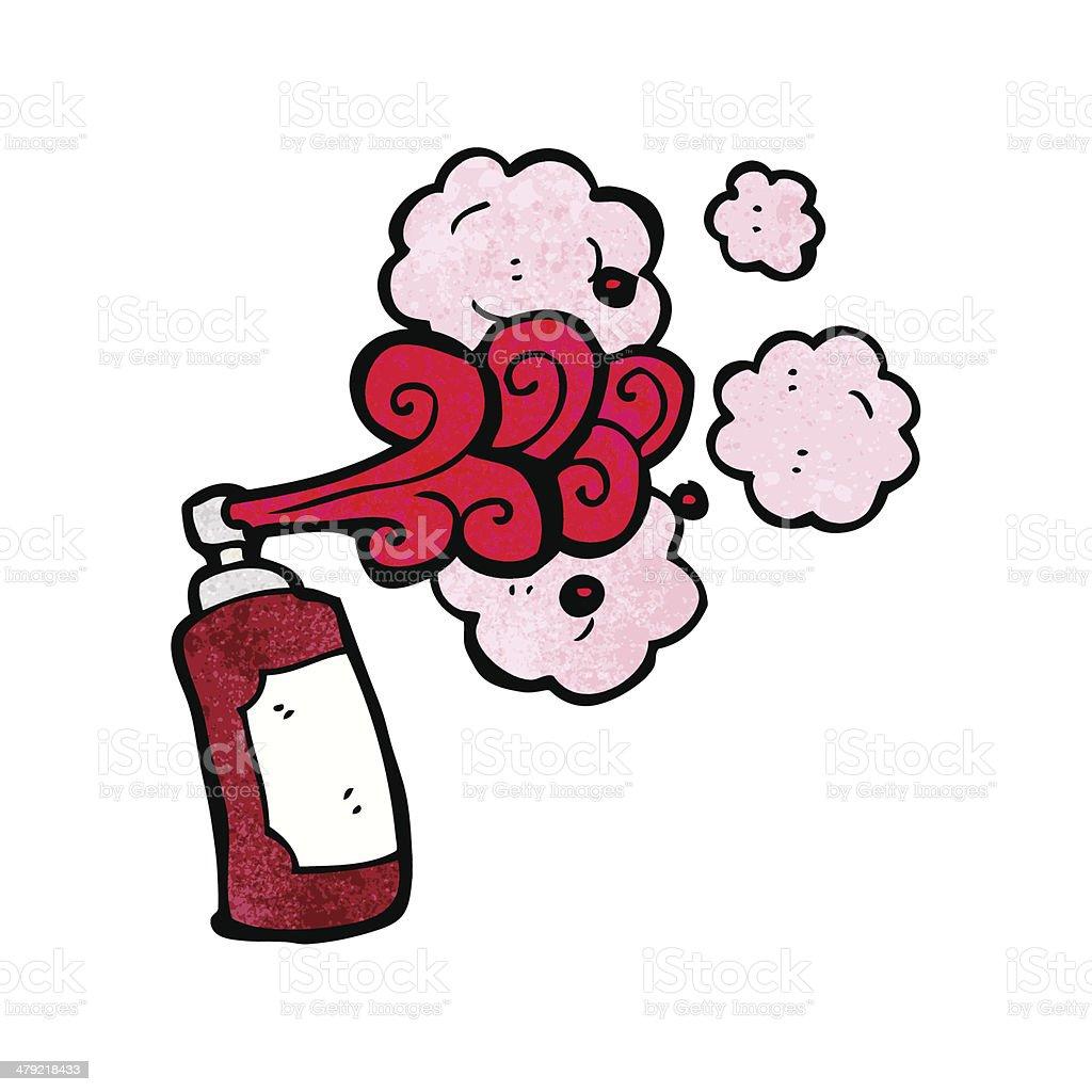 Dessin Graffiti Bombe De Peinture Vecteurs libres de droits et plus d'images vectorielles de ...