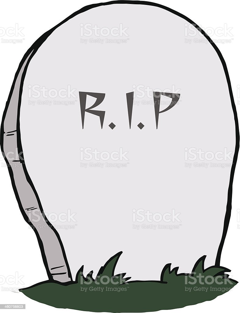 royalty free cartoon tombstones clip art vector images rh istockphoto com tombstone clipart black and white clipart tombstone