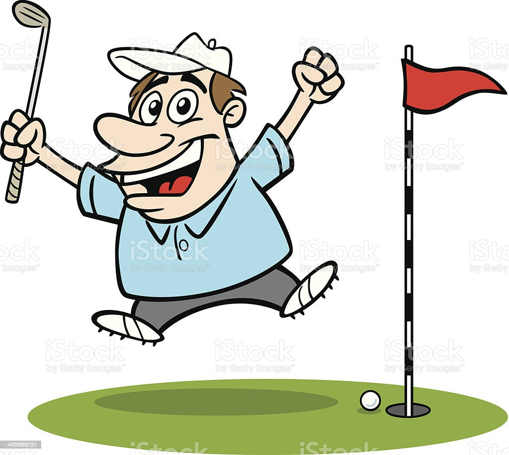 royalty free golf funny clip art vector images illustrations istock rh istockphoto com golf clipart images golf clip art free