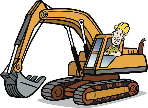 heavy equipment operator icon - Google Search   Pictogrammen, Schilder,  Illustraties