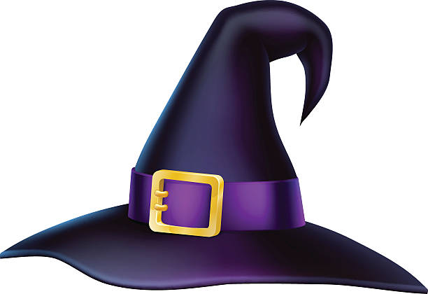 Best Wizard Hat Illustrations, Royalty-Free Vector ...