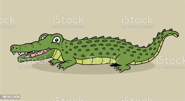 Cartoon hand drawn crocodile vector id981612408?b=1&k=6&m=981612408&s=612x612&h=goyzmac34 ua iaotpza0fcdl0gabp2akbya9bzkbxe=
