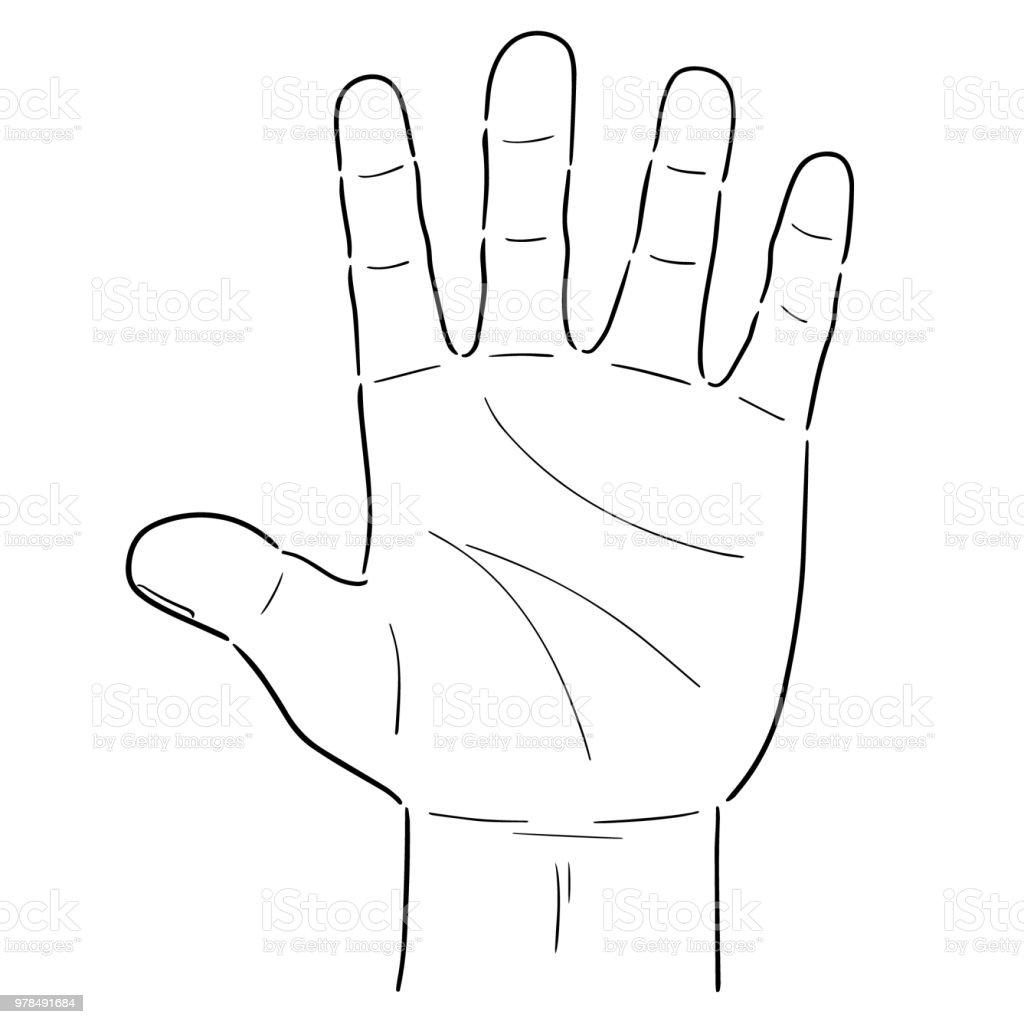 Istock - Dessins mains ...