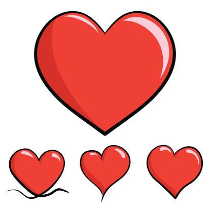 Cartoon Hearts