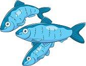 Cartoon herrings