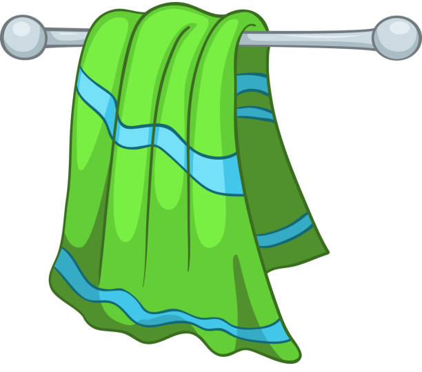 Towel Clip Art: Royalty Free White Towel Clip Art, Vector Images