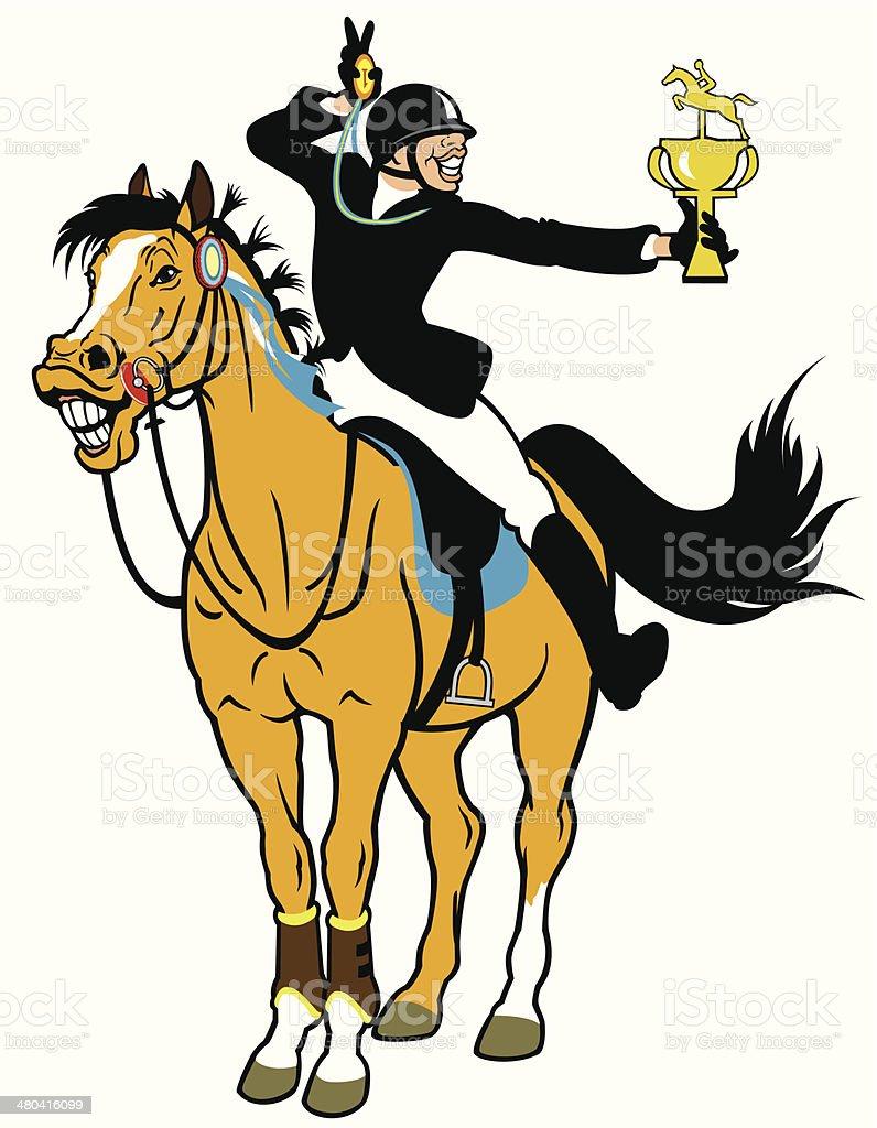 royalty free horse show ribbons clip art vector images rh istockphoto com horseshoe clipart horseshoe clip art pic